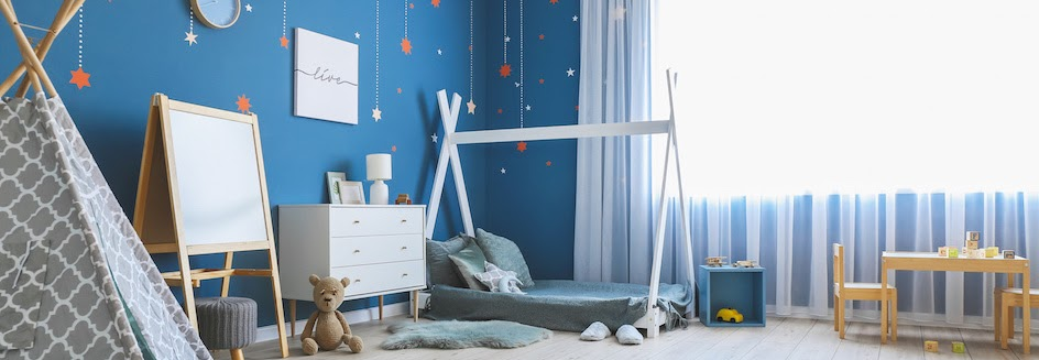 Kids Bedroom Ideas: 11 Blinds That Infuse Whimsy Into the Space