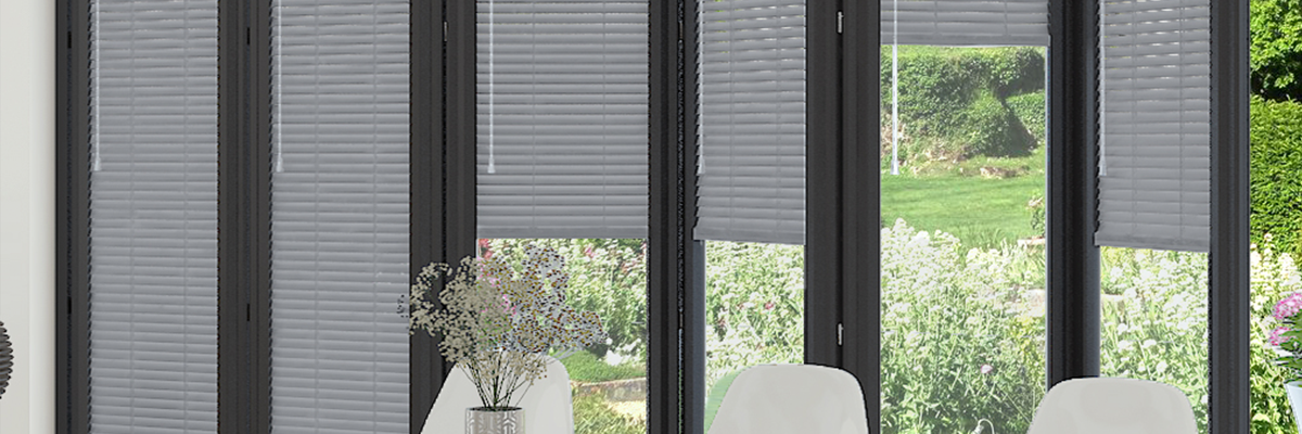 What blinds are best for bi-fold doors?