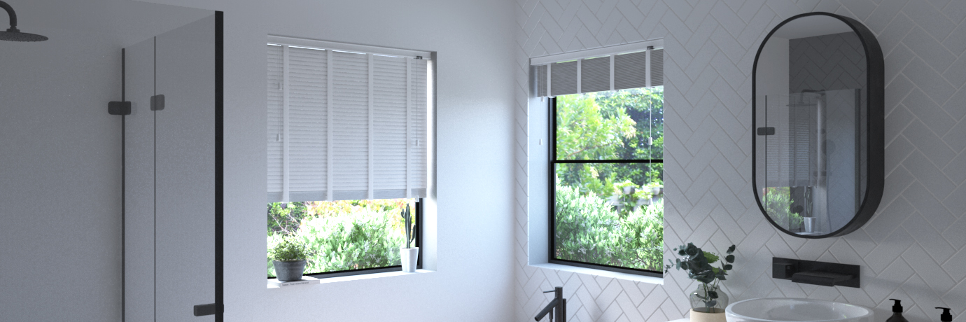 The best blinds for a bathroom