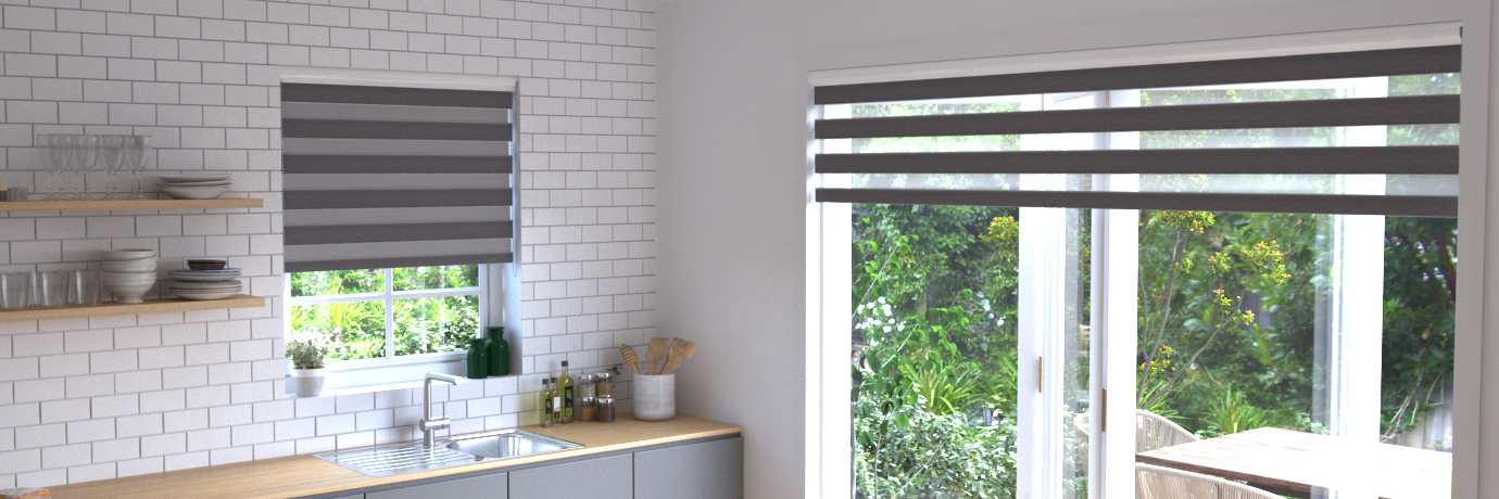 How to measure and install Day and Night blinds