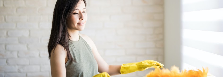 how to clean venetian blinds
