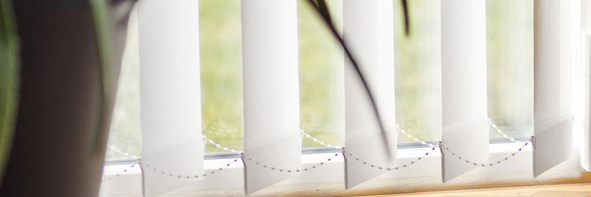Why choose Vertical blinds?