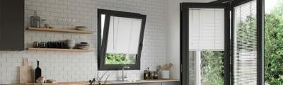 Perfect Fit blinds for bathrooms