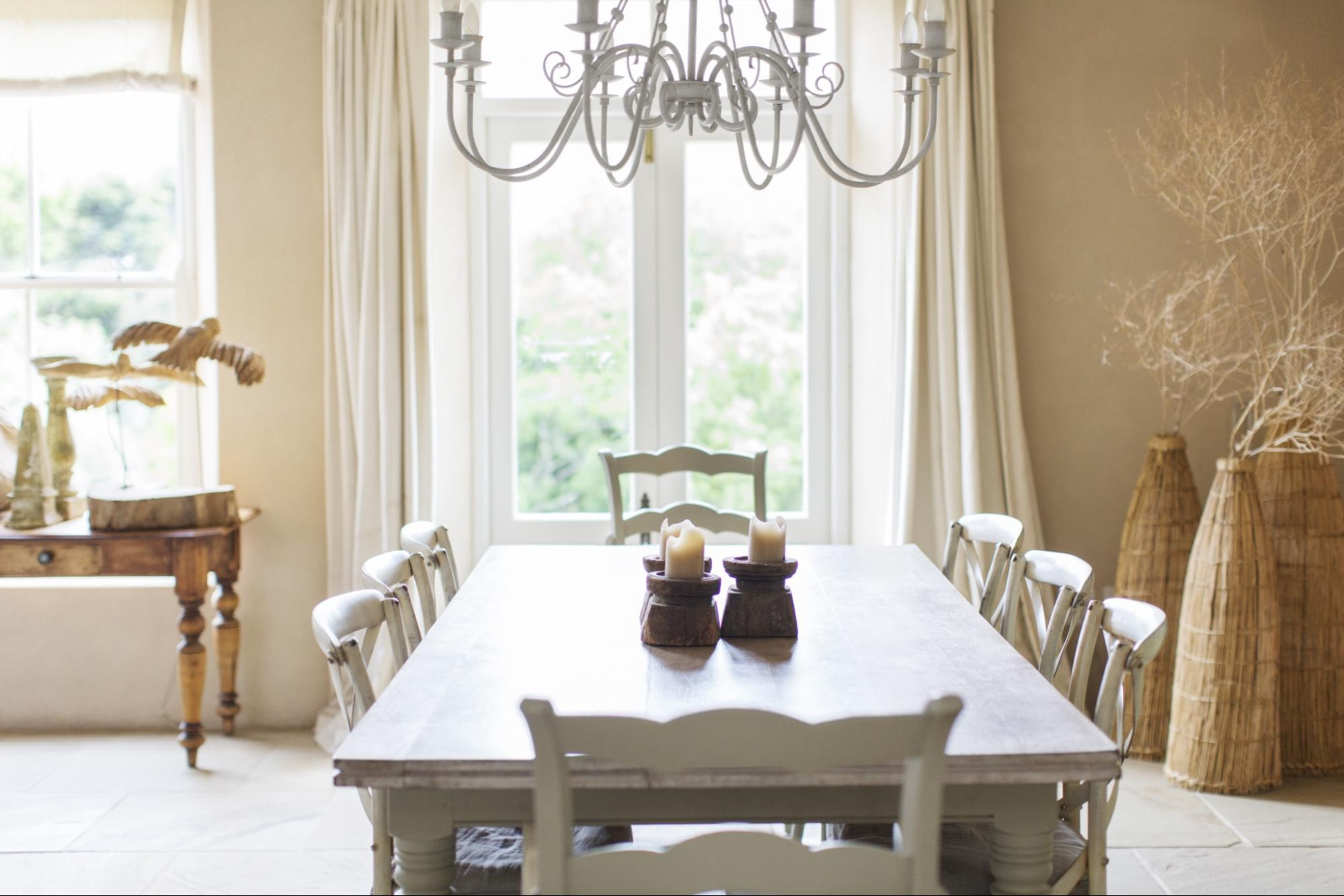 french country blinds