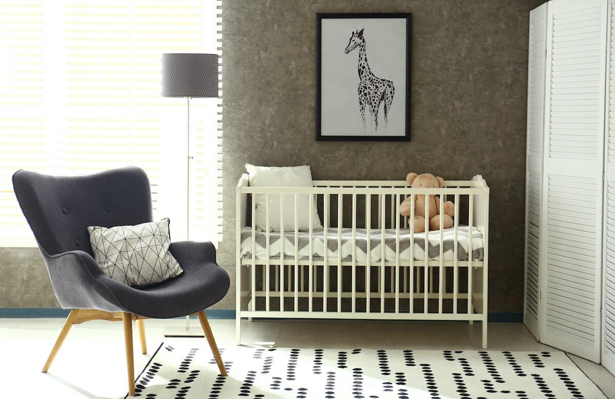 ideas for nursery blinds