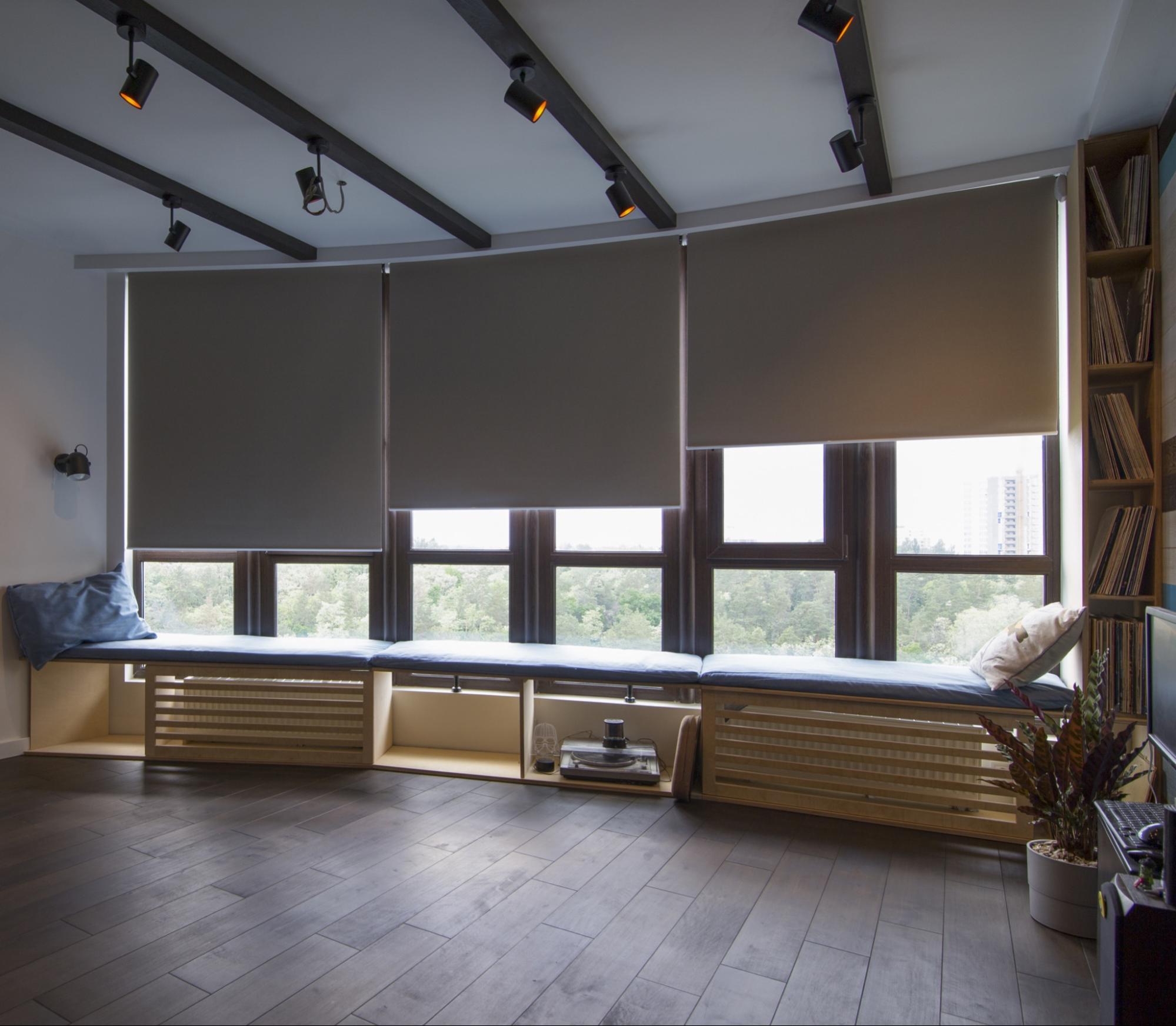 tension fit roller blinds