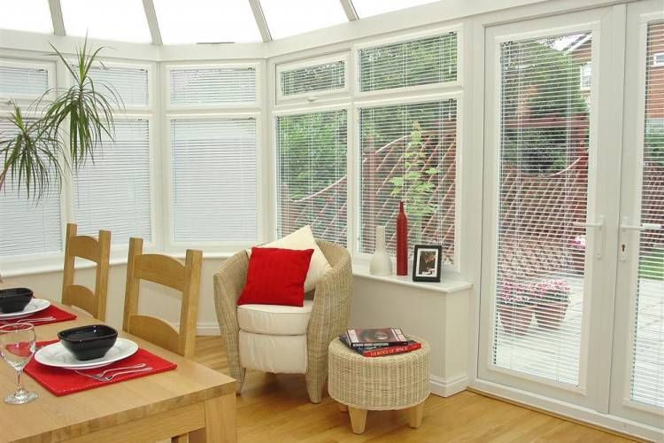 perfect fit blinds on upvc doors
