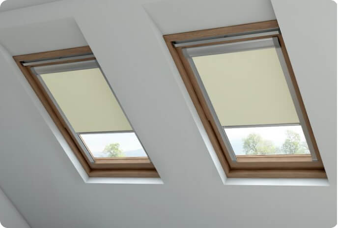 Blind for VELUX ® Skylight