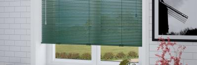 Why choose Aluminium Blinds?