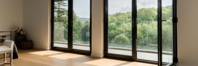What blinds are best for French doors, patio doors and bifold doors?