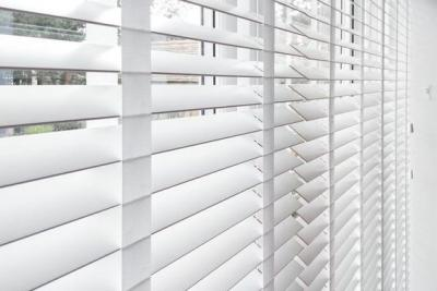 Must Haves: White Wooden Blinds